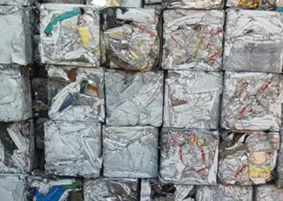 Aluminium TAINT/TABOR (Briquettes)