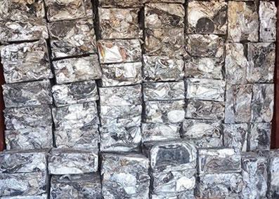 Aluminium UTENSILS (Briquettes)